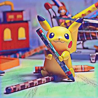 cute pikachu whatsap dp images