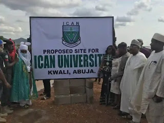 ICAN Unveils ICAN University, Nigeria's First Accounting University