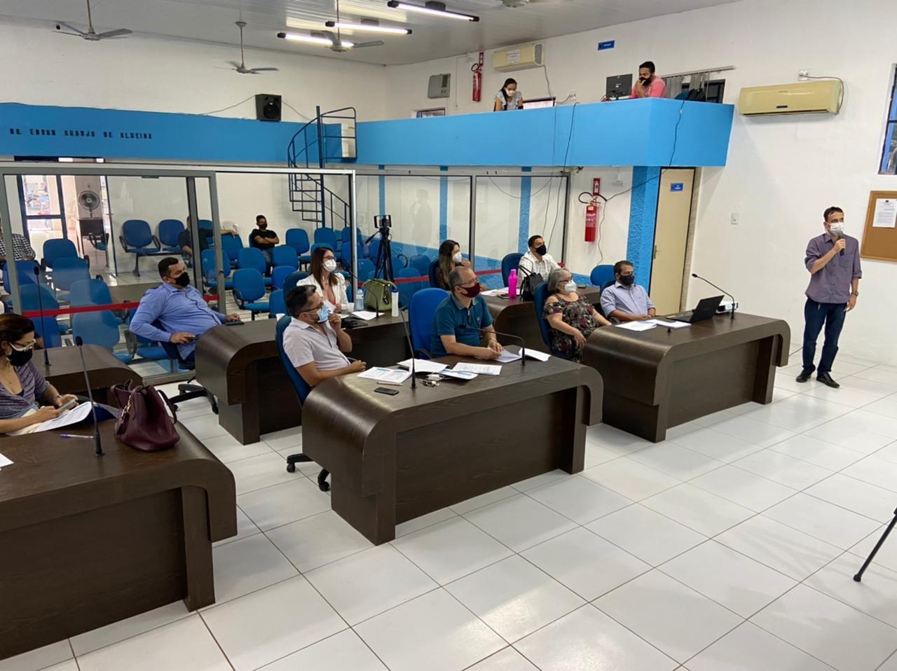 CHAPADINHA | Prefeitura Realiza Audiência Pública para Apresentar Gastos da Gestão no 1º Quadrimestre