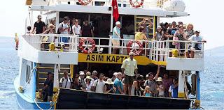 Ερώτηση βουλευτών της Ν.Δ για  το θέμα της βίζας για τους επισκέπτες από την Τουρκία στα νησιά του Βορείου Αιγαίου