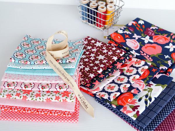 Posy Garden Blog Tour {PLUS embroidery pattern}