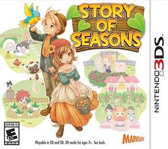Rom Story of Seasons 3DS