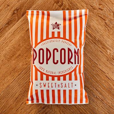 Bag of popcorn.