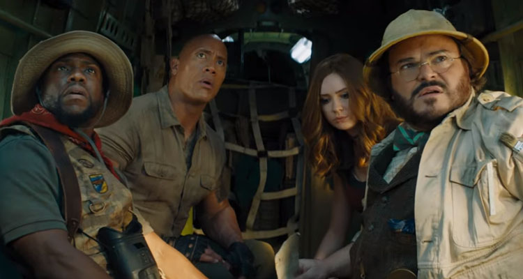 'Jumanji: Siguiente nivel' estrena su primer tráiler