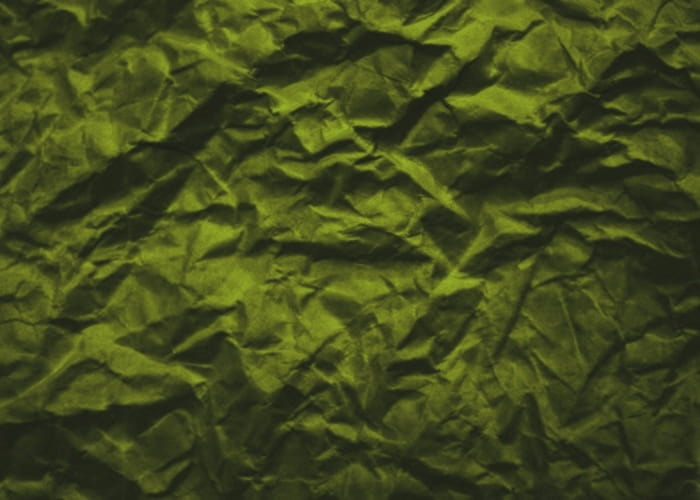 aesthetic-dark-green-Creased-paper-texture-crumpled-background-rough-old-paper-texture-free-download-4