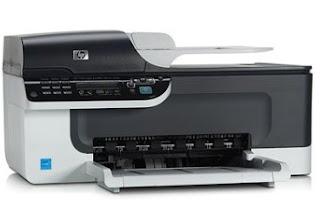 HP Officejet J4580 Télécharger Pilote