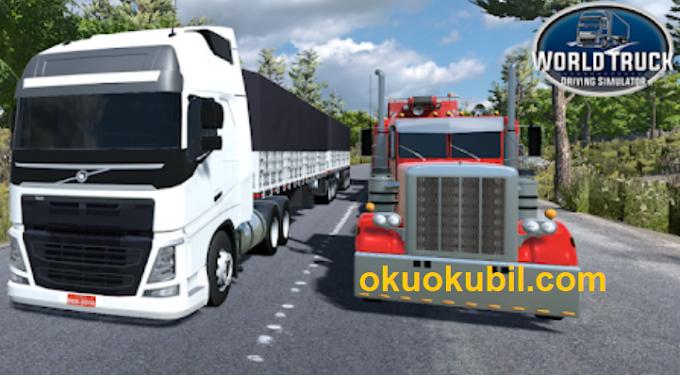 World Truck Driving Yeni Simulator Para Hileli  Mod Apk indir v1.083 Temmuz 2019