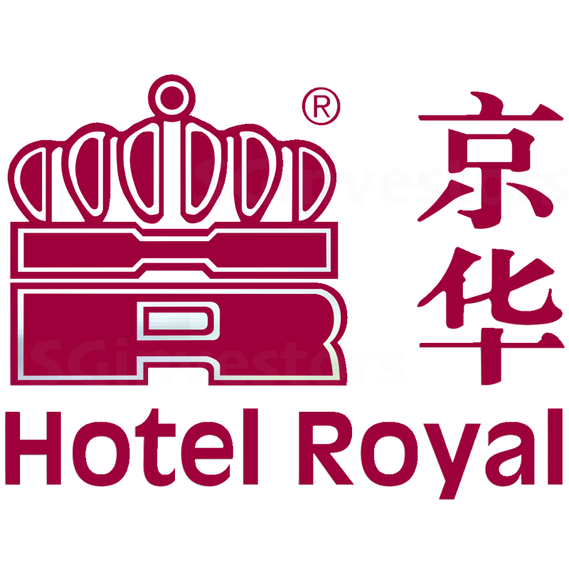 HOTEL ROYAL LTD (SGX:H12) @ SGinvestors.io