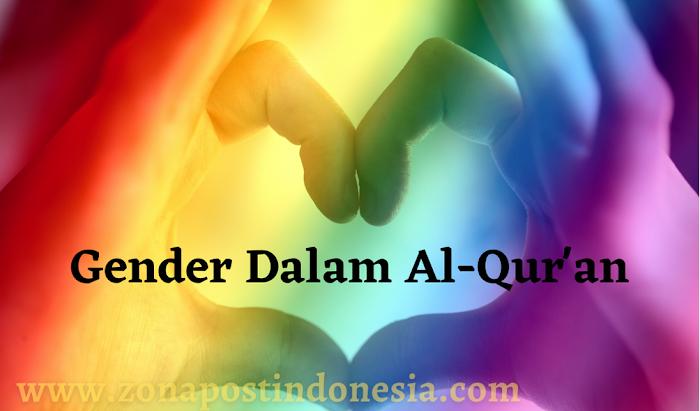 GENDER DALAM AL-QUR'AN