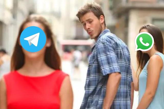 IMPORT CHAT WHATSAPP KE TELEGRAM DENGAN MUDAH