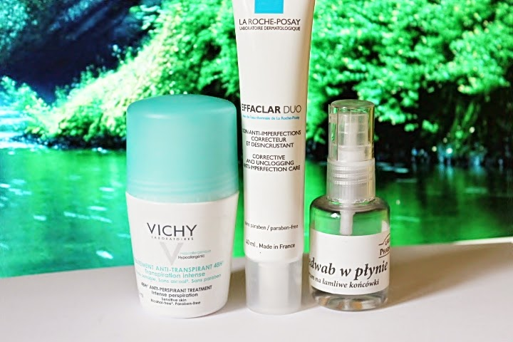 Hity blogosfery: La Roche-Posay, Vichy, Green Pharmacy