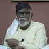 FLASH: Gov. Rotimi Akeredolu on US Visa Ban watchlist