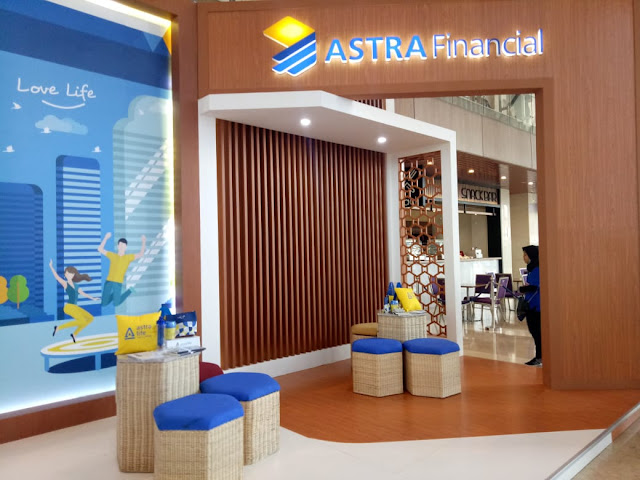 Booth Astra Life GIIAS 2019