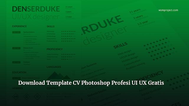 Download-Template-CV-Photoshop-Profesi-UI-UX-Gratis