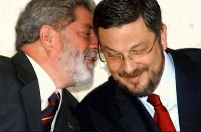 Lula é citado 68 vezes na sentença que condenou Palocci a 12 anos de prisão