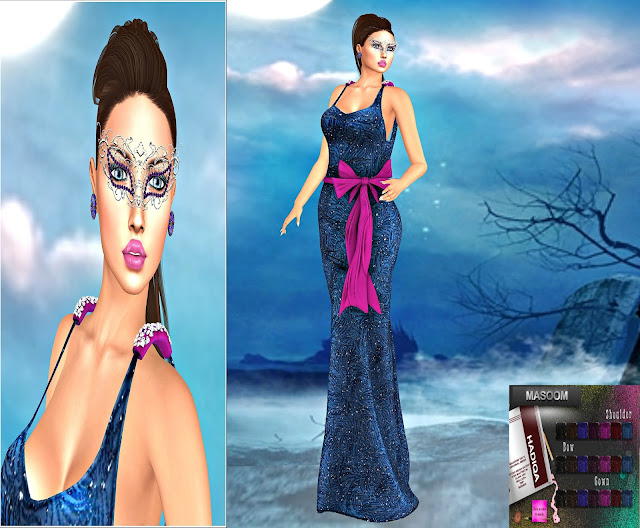 Masoom, !Indulge Temptation!, Twe12ve Event, Mesh Body Addict Event.