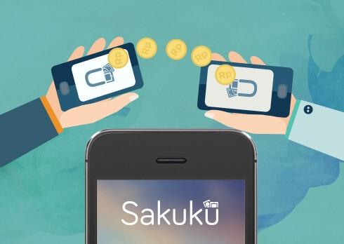 Sakuku Aplikasi E-Wallet Terpercaya