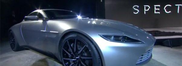 Aston Martin DB10 - Mobil mewah James Bond di film berikutnya