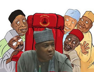 CCT Trial: Saraki Pencils Two Replacements As He Sets To Resign, Ekweremadu Name Missing