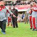 Bupati Amril, Resmi Buka Kompetisi Olahraga Tingkat Pelajar Tahun 2017