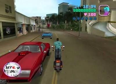 تحميل لعبة GTA Vice City للكمبيوتر مضغوطة 2021