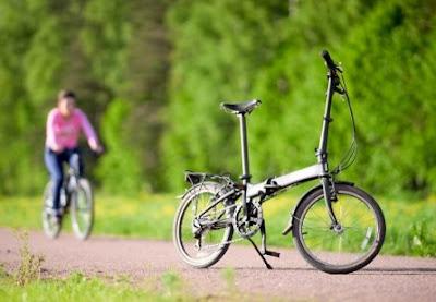 5 Merk Sepeda lipat yang Praktis dan Simpel Dibawa Kemanapun!