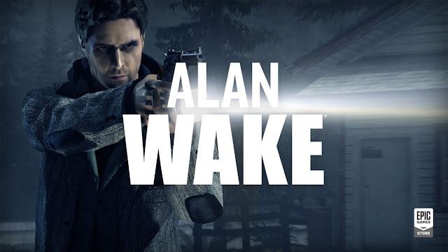 Game Alan Wake Sedang Gratis di Epic Games! — Sampai 09 Agustus!