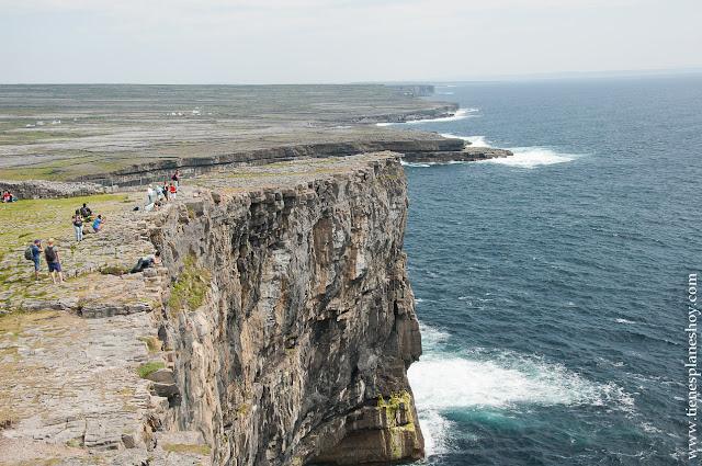 Islas Aran en Irlanda