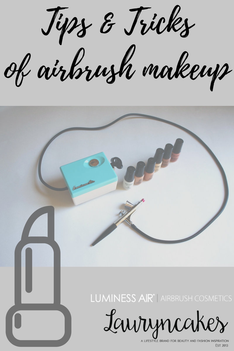 airbrush, airbrush makeup, how to do airbrush makeup
