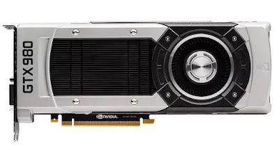GTX 980 graphics card image