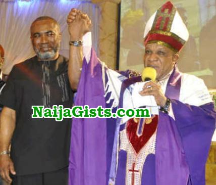 bishop lawrence osagie ordain zack orji pastor