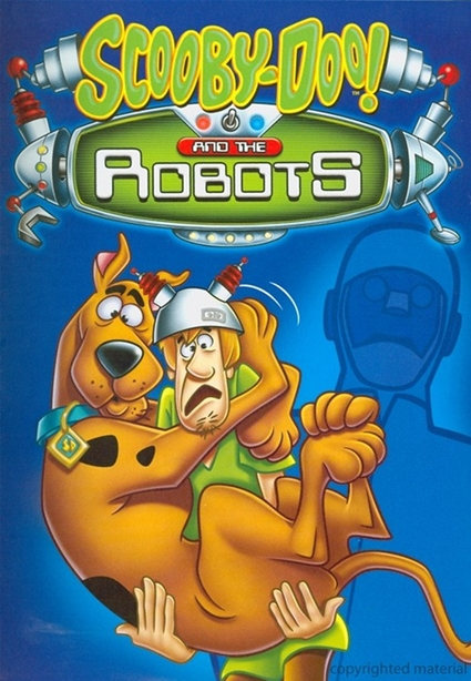 Scooby Doo and the Robots DVDR Español Latino ISO NTSC