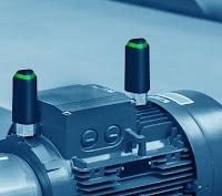Sensor Installed on Motor