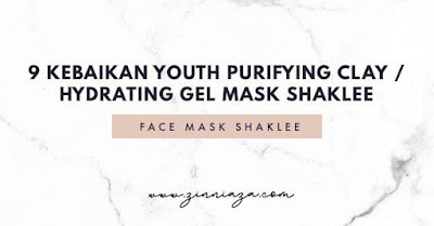 FACE MASK SHAKLEE