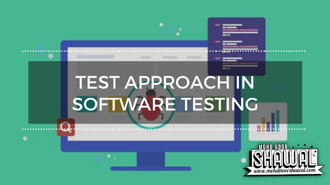 Test Approach in Software Testing