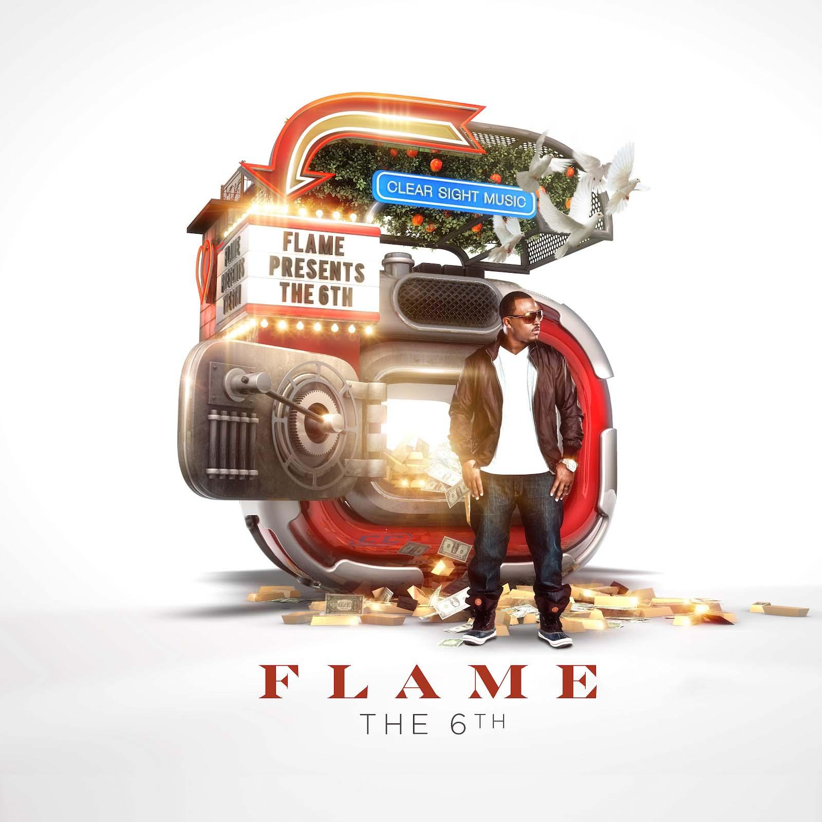 FLAME - The 6th 2012 English Christian Hip Hop Rap Album Mp3