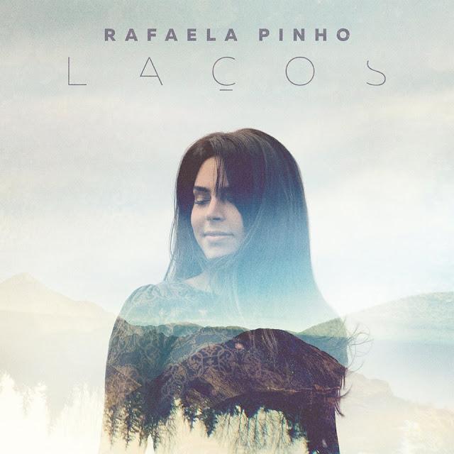 """Rafaela Pinho apresenta capa de seu novo álbum, """"Laços"""""""