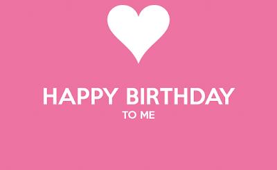 Happy Birthday to Me Caption
