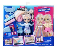 Игровой спа-салон FailFix Epic Color 'N' Style Makeover с куклой @2Dreami