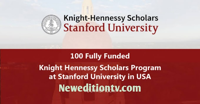 Knight-Hennessy Scholars at Stanford University Scholarship in USA [Fully Funded]