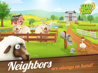 Download Hay Day Mod Apk v1.33.133 (Unlimited Money) Terbaru