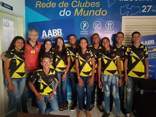 Atletas da AABB – Patos foram convocadas para a Seleção Paraibana de Badminton