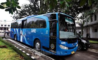 Bus Damri Kota Bandung