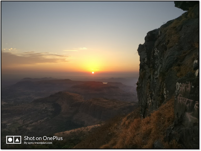 Anjaneri hill sunrise