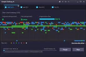 برنامج الغاء التجزئة Smart Defrag