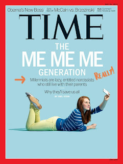 Who are millennials generation? Generation of depressed narcissists!