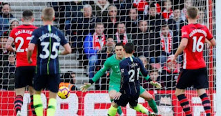 Southampton vs Manchester City 1-3 Full Highlights