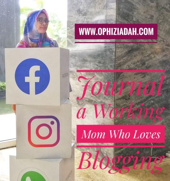 """""""Ophi Ziadah""""  Nama Blog sebagai Personal Branding"""