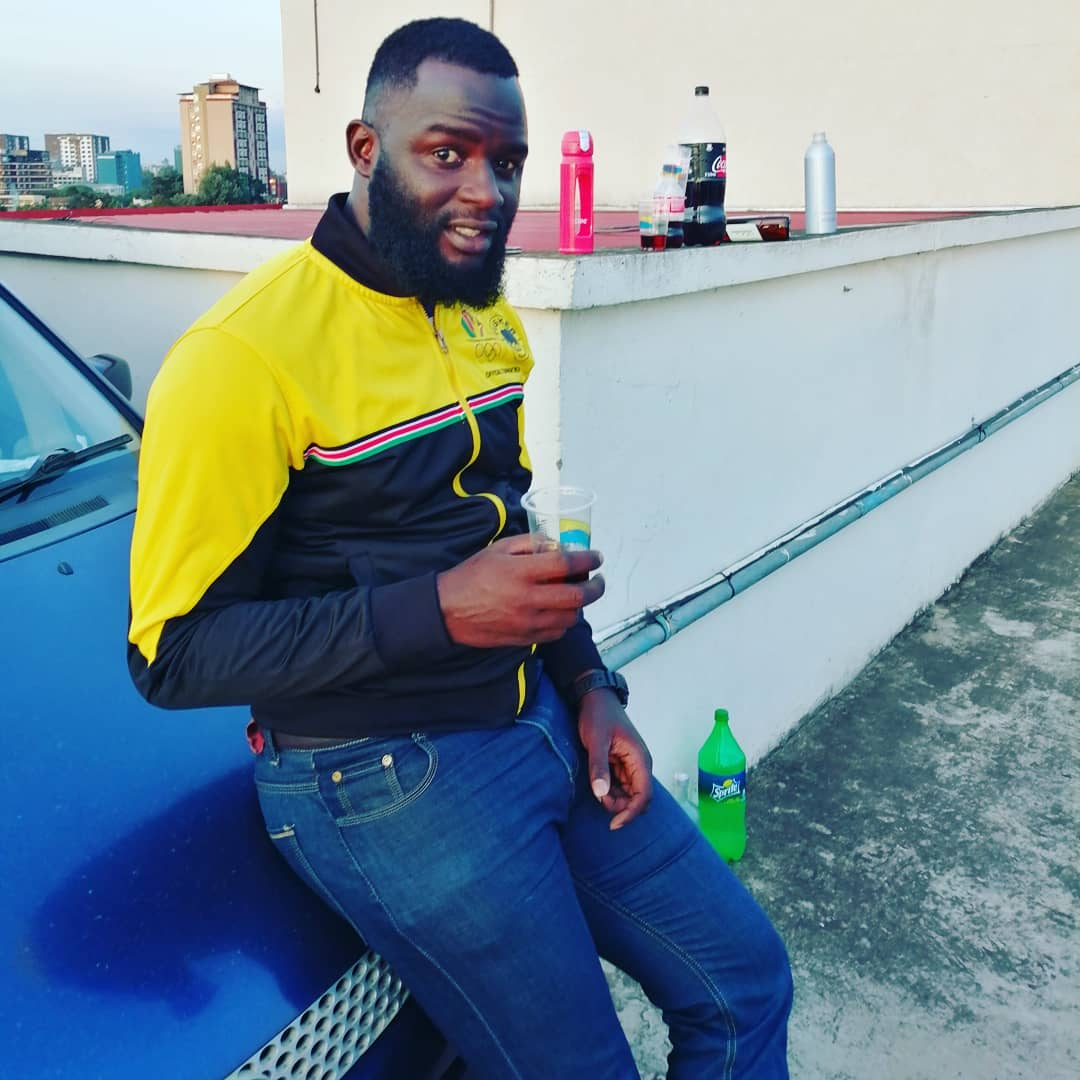 Larry Madowo's Friend James Odu Sent A Distress Tweet From Dusit D2 Then Got Killed Shortly After