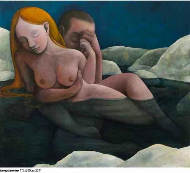 Нидерландский художник. Giovanni Dalessi